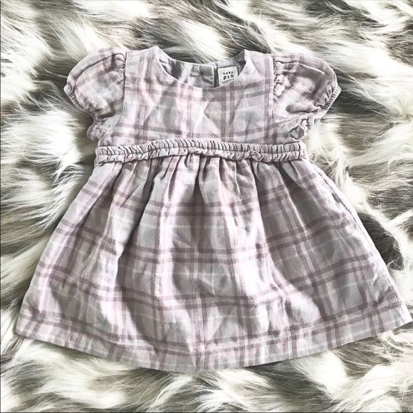 GAP Other - 3 for $25 Baby Gap Plaid Dress
